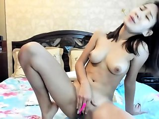 Amateur Teen Toying Fingering At Home